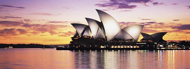 Sydney Opera House, australia itinerary 8 days