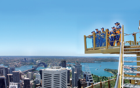 Sydney Tower SKYWALK, australia itinerary 8 days