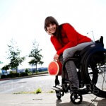 Wheelie Inspiring Interview Series: Ashley of wheelchairtraveling