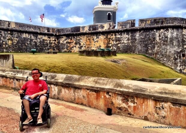 Wheelchair Accessible San Juan