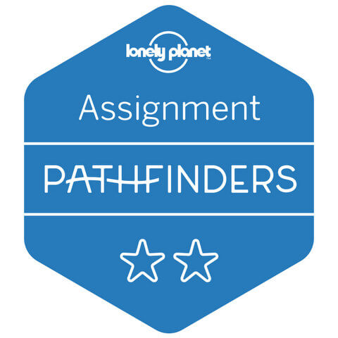 In addition to writing for my blog, I am also a Lonely Planet 'Assignment Level' Pathfinder.