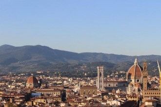 Florence is beautiful, eh?