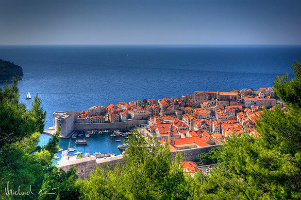 How to wheel your way around Dubrovnik