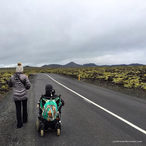 blue lagoon wheelchair accessible iceland