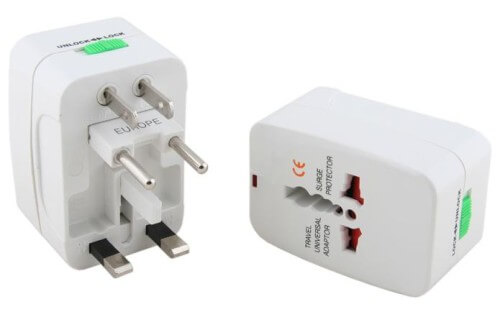 This is what adapters look like typically.