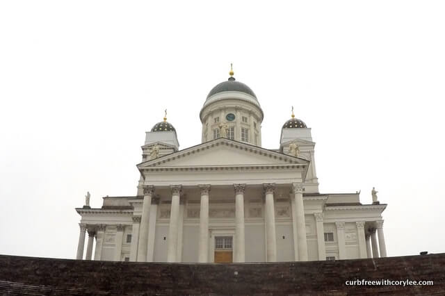 wheelchair accessible tour helsinki finland