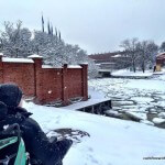 Accessible Winter Fun at Suomenlinna Sea Fortress in Helsinki