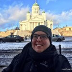 On a Wheelchair Accessible Sightseeing Tour in Helsinki, Finland