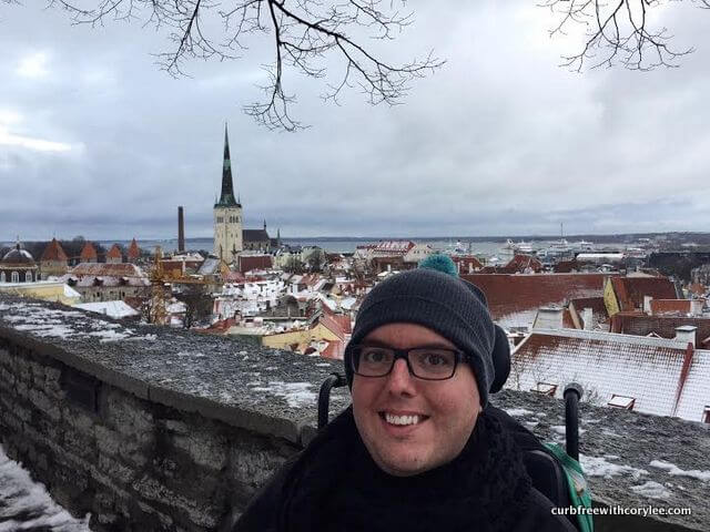 wheelchair accessible tallinn estonia