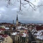 My Wheelchair Accessible Day Trip to the Medieval City of Tallinn, Estonia