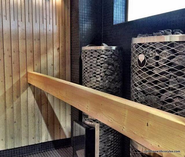 wheelchair accessible sauna helsinki finland