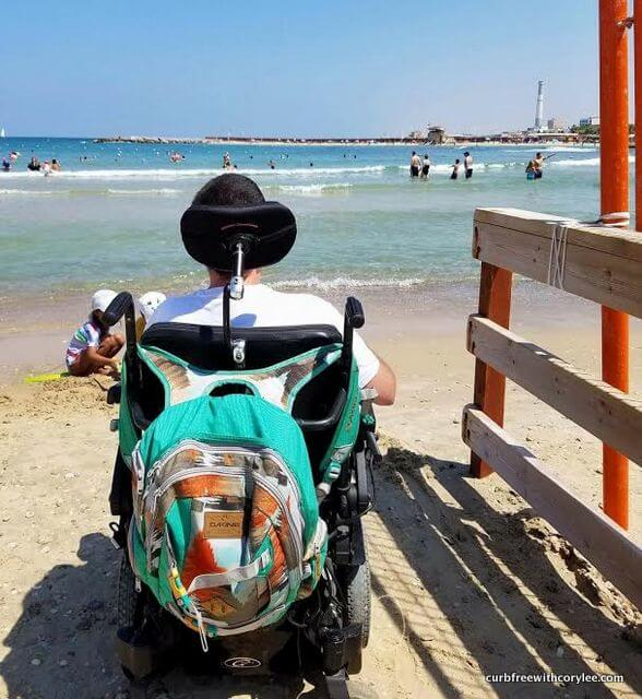 wheelchair accessible things to do tel aviv