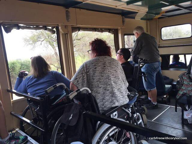 wheelchair accessible kruger national park south africa