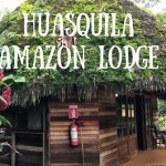 Huasquila Amazon Lodge: The Most Wheelchair Accessible Place to Stay in the Ecuadorian Amazon