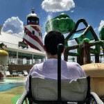 Splashing Around at Morgan's Inspiration Island, the World's 1st Accessible Water Park