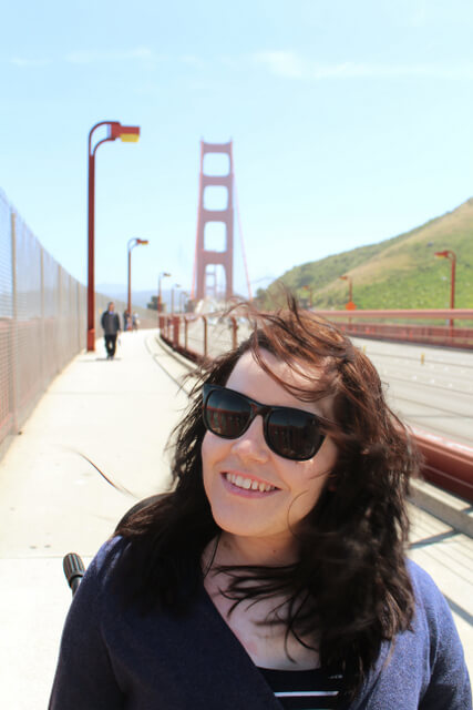 Emma in San Francisco